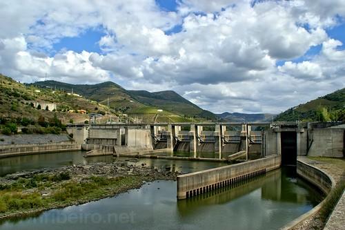 Barragem da Régua (Bagaúste)