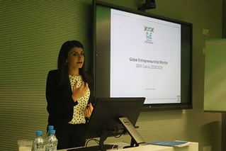 Παρουσίαση των αποτελεσμάτων της τρίτης Εθνικής Έκθεσης Αναφοράς για την Επιχειρηματικότητά στην Κύπρο