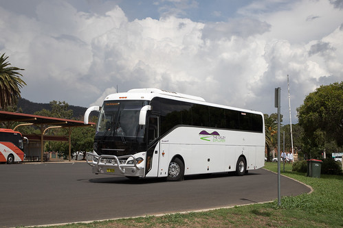The Oxley Explorer (47) Bonluck President 2 on rail replacement at Tamworth Station