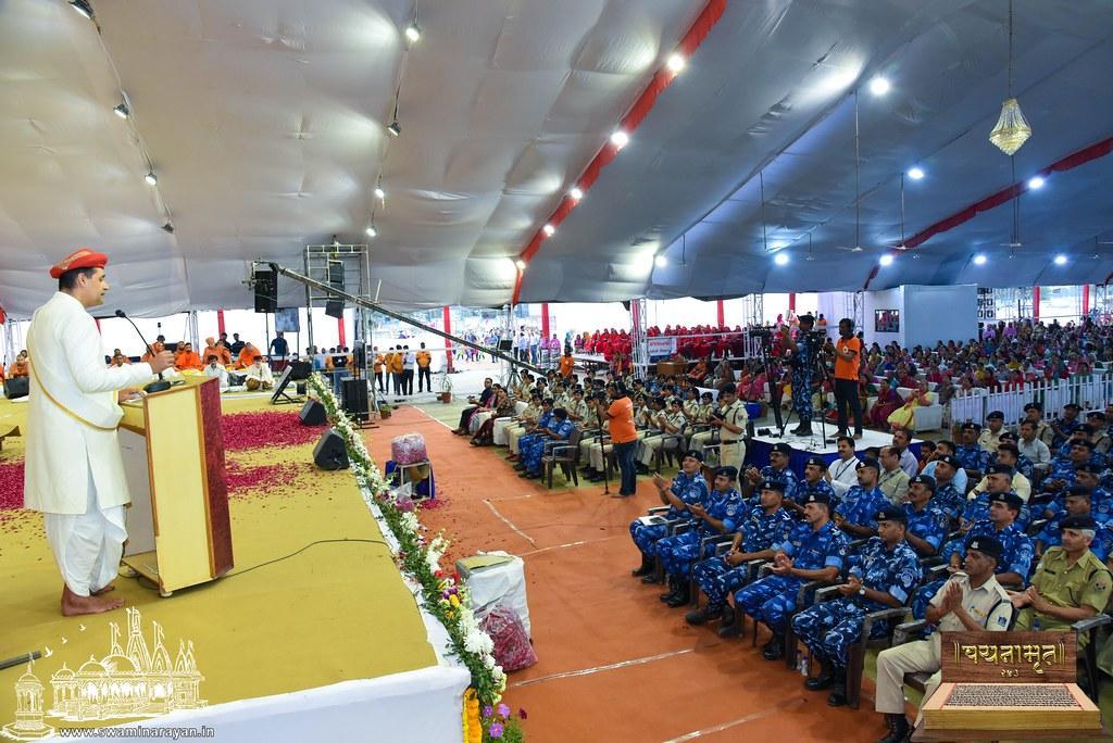 Vachnamrut Mahotsav (Day 3) - Kalupur Mandir