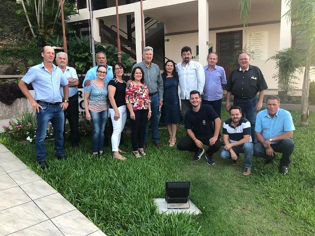 27/02/2020 Reunião Prefeitura de Porto Mauá