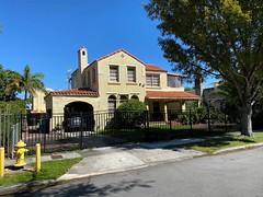 House Shenandoah Neighborhood Miami 1925