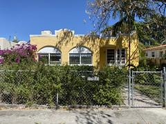 House Shenandoah Neighborhood Miami
