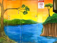 Street Painting, Singapore