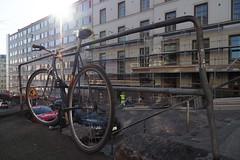 Bicycle sunshine