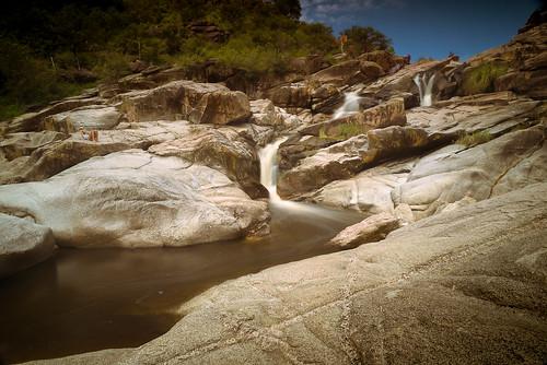 Cascada Mortero de los Zorros, San Lorenzo, Córdoba