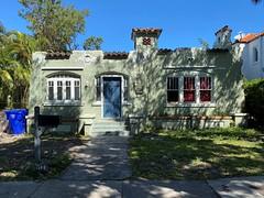 House Shenandoah Neighborhood Miami 1924