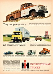 1959 International Trucks