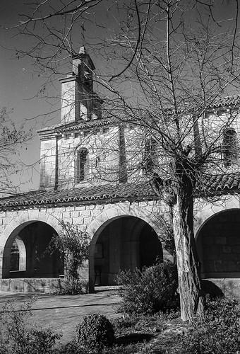 Montarron, Iglesia Parroquial.