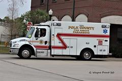 Freightliner-Braun Polk County Fire Rescue Medic 234