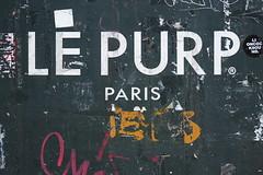 Le Purp street