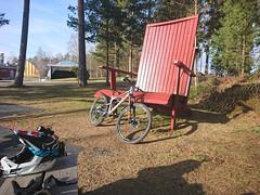 Folkeparken Askim, Østfold, Norway