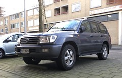 Toyota Land Cruiser 100 from Finland