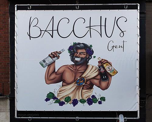 Bacchus, Ghent, Belgium