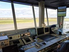 Tour de contrôle de l'aéroport de Bergerac