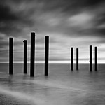 Old Pier by Rachel Dunsdon