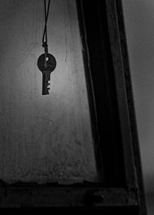 the old key of...
