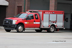 Ford F-550 Truck Rescue 1 City of Lakeland Fire Dept.