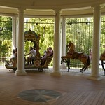 Hanau's historic Carousel by David Gregg