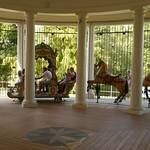 Hanau's historic Carousel by David Gregg