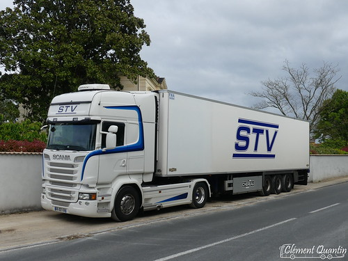 SCANIA R520 V8 - _ + CHEREAU - _ - STV