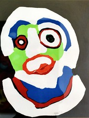 Tête (1972) - Karel Appel (1921-2006)