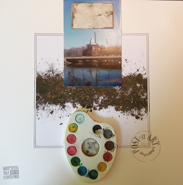 MAIL ART PROJECT #IYE2020 draw your cover // Release 8 - fanzine