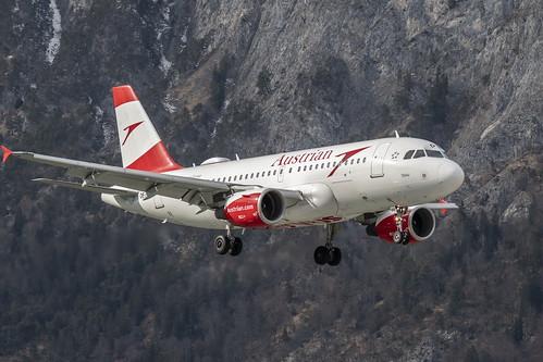 OE-LDG   A319-112   Austrian Airlines