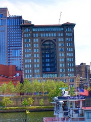 Pittsburgh Pennsylvania  -   Renaissance Pittsburgh Hotel - Fulton Theatre - Historic District - Allegheny River