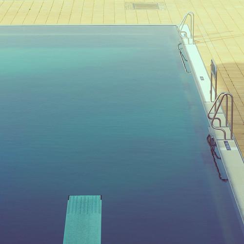 Olympiastadion Berlin - Schwimmbad