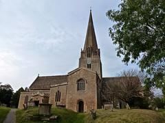 Bampton - St Mary's Church