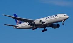 N227UA 777-200 United Airlines