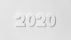 2020 A blank canvas, make it your best year