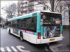 Man NL 223 – RATP (Régie Autonome des Transports Parisiens) / STIF (Syndicat des Transports d'Île-de-France) n°9037