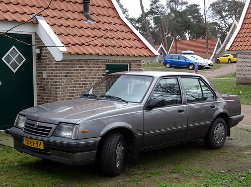 Opel Ascona C 1.8 S 1988