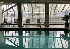 Pool, Pinnacle Hotel, Vancouver