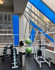 Fitness Center, Pinnacle Hotel, Vancouver
