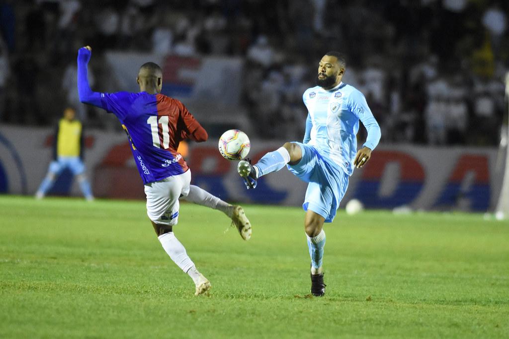 Paraná Clube x Londrina