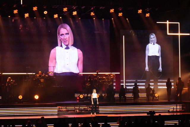 Céline Dion : Courage World Tour - Barclays Center, Brooklyn (2020)