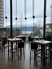 Dining Room, Pinnacle Hotel, Vancouver