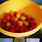 Cheery tomato