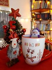 Christmas home spirit