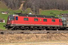 SBB Cargo, 620 070-3 : Affoltern am Albis