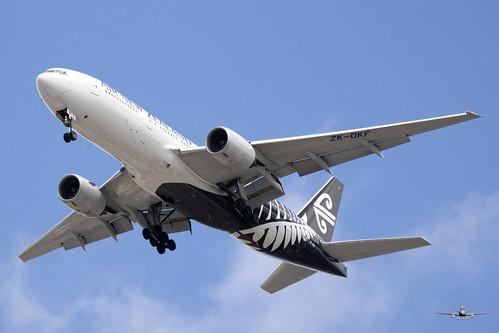 SF-ZK-OKF-AIR NEW ZEALAND-777-219ER - PER 01 MAR 20 - 01