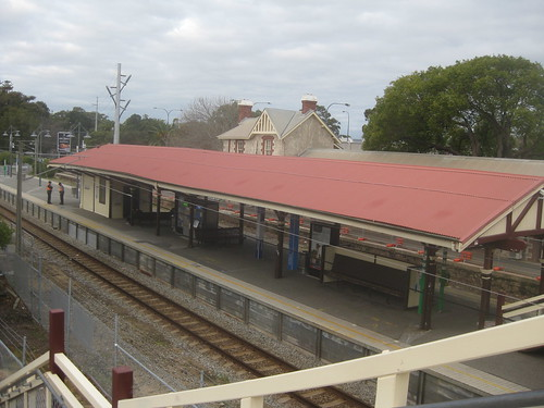 Claremont Station