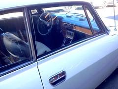 Alfa Romeo Giulia passenger door, cockpit viewIMG_4205