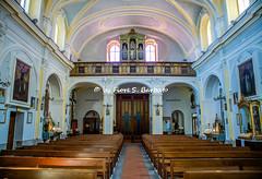 Procida (NA), 2020, Chiesa di Santa Maria della Pietà e San Giovanni Battista.