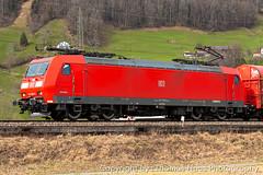 DB Cargo, 185 100-5