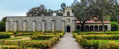 Ancient Spanish Monastery_2020