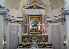 Procida (NA), 2020, Santuario Madonna delle Grazie.